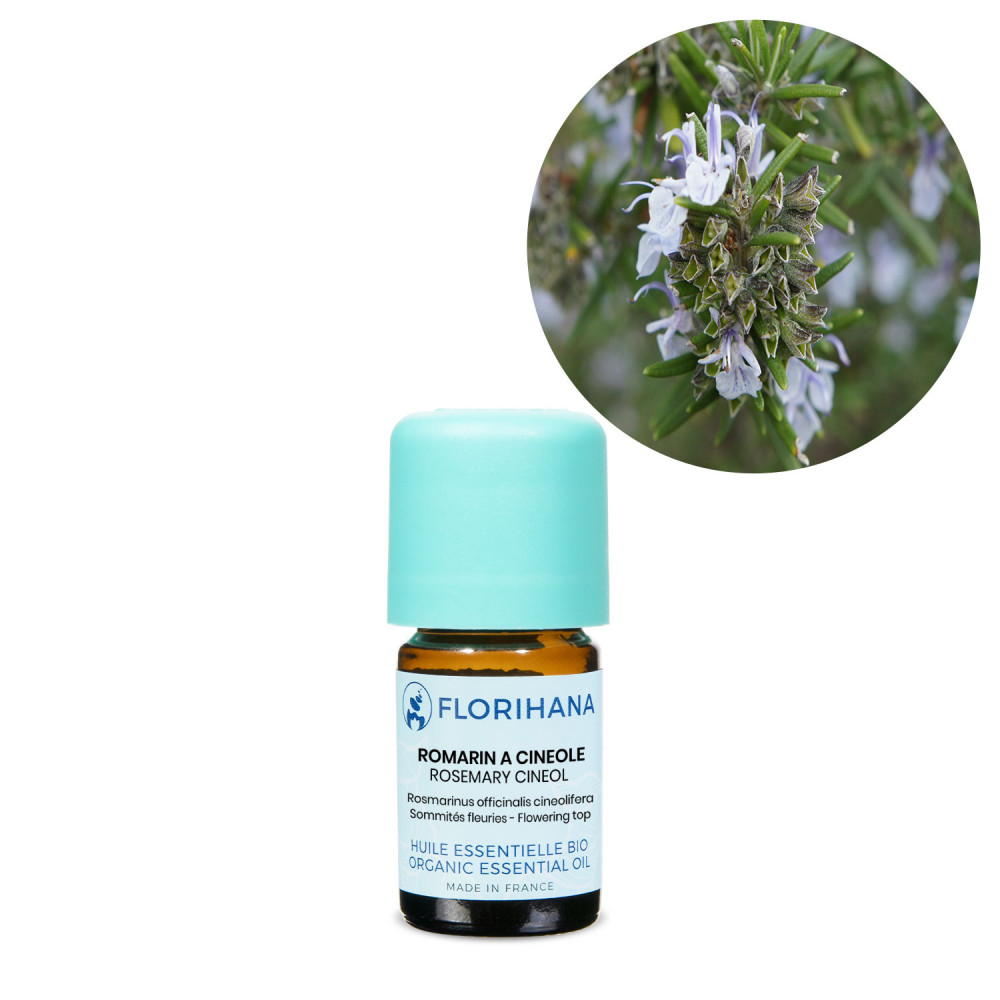 Rosemary Cineol Organic